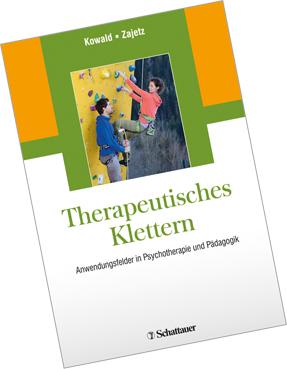 Buch Therapeutisches Klettern Psychotherapie & Erlebnispädagogik